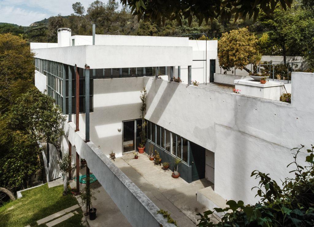 Richard Neutra Lovell Health House 1  Ximo Michavila