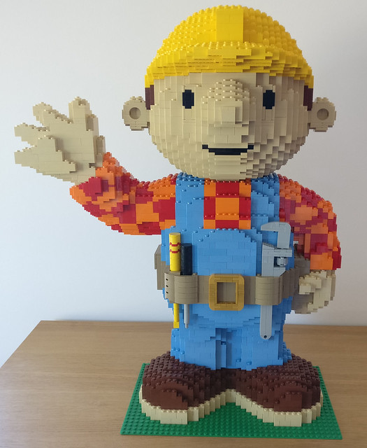 LEGO Bob The Builder