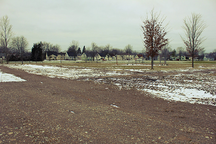 JAD McCurdy Public School Demolition Aftermath Flickr