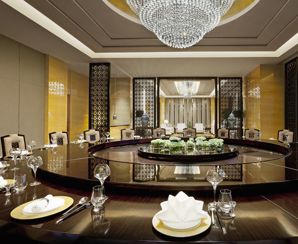 The Westin Wuhan WuchangZen5es Chinese Restaurant  Priva  Flickr