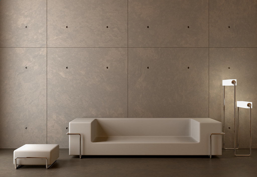 Flexible Concrete veneer wall cladding concrtete decor i