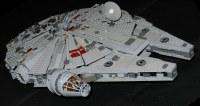 My Custom Lego Millennium Falcon | . | justin_hollers | Flickr