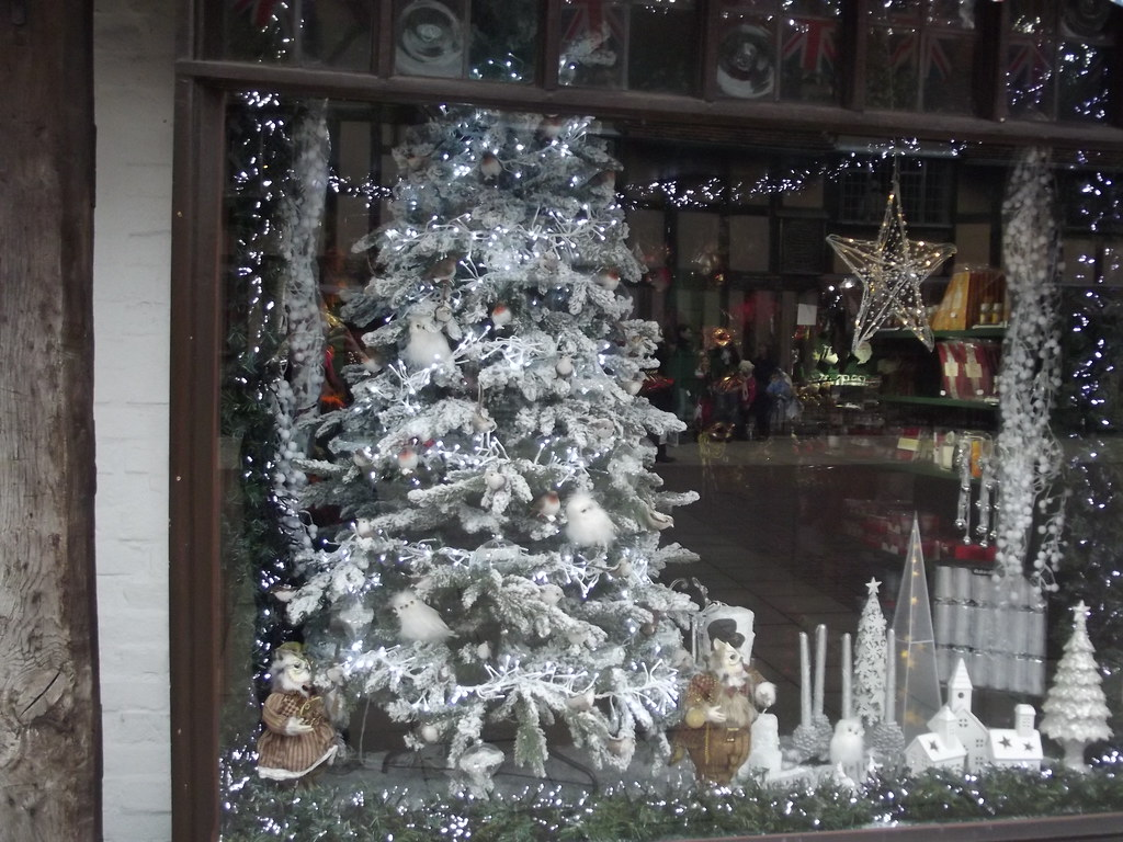 The Nutcracker Christmas Shop Henley Street Stratford U