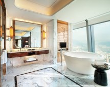 St. Regis Shenzhen Presidential Suite - Bathroom