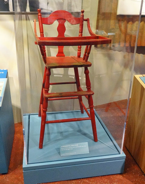 carter high chair replacement parts bamboo dining chairs uk jimmy presidential library flickr by quirkytravelguy
