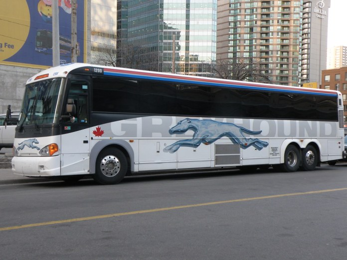 Greyhound to Discontinue Services in Manitoba in October