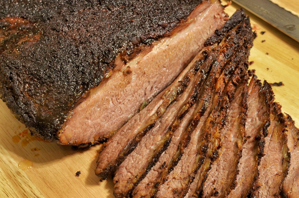 Mmm smoked brisket  jeffreyw  Flickr
