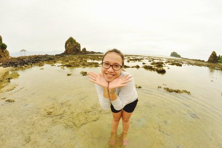 selfie at lukso lukso islet
