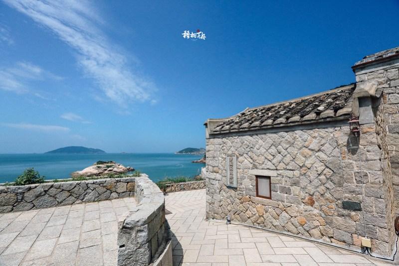 7 芹壁村中隨處可眺望海洋與可愛的龜島