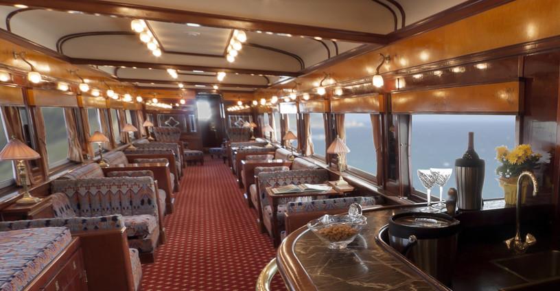 Private Rail Car  Utah Parlor Cafe  Lounge Car  The Utah   Flickr