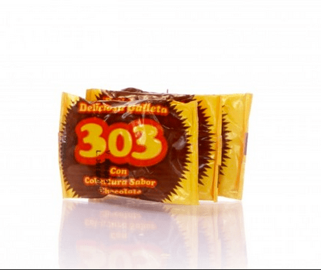 Dulces. Galleta 303