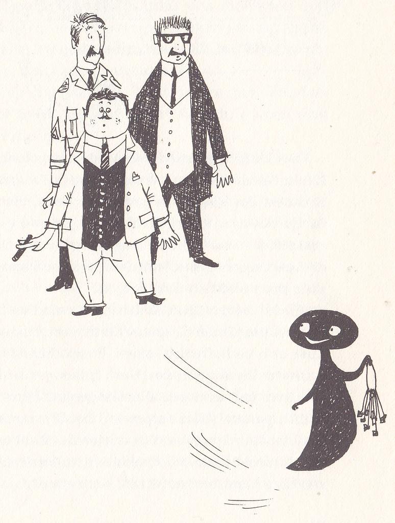 Otfried Preussler  Das kleine Gespenst  Bild 30