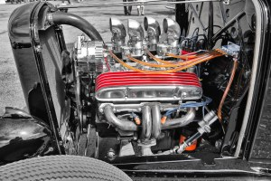 Hot Rod Engine | Hot Rod Engine at the Rods For Cause Car