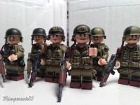 Lego Custom Minifigure WWII D