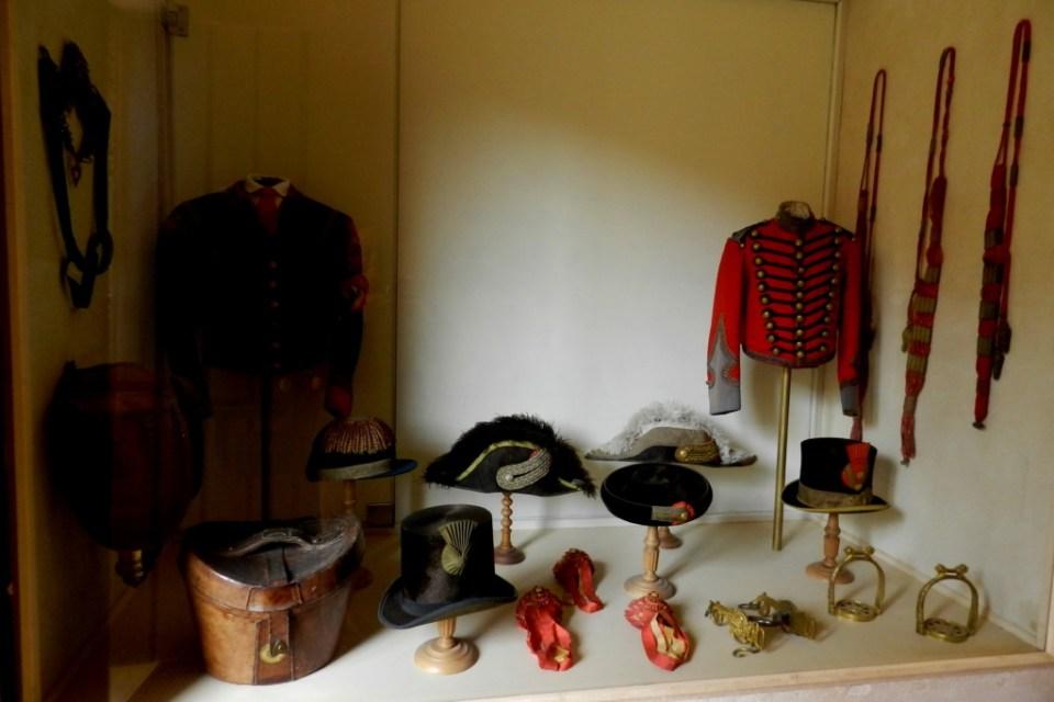 Real Guarnicioneria de la Casa de Orleans Museo de la Tauromaquia Ronda Malaga 01
