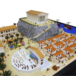 Greek Stage Diagram Ge Wiring Refrigerator Lego Ancient Greece Since I Was At Holiday In Athens