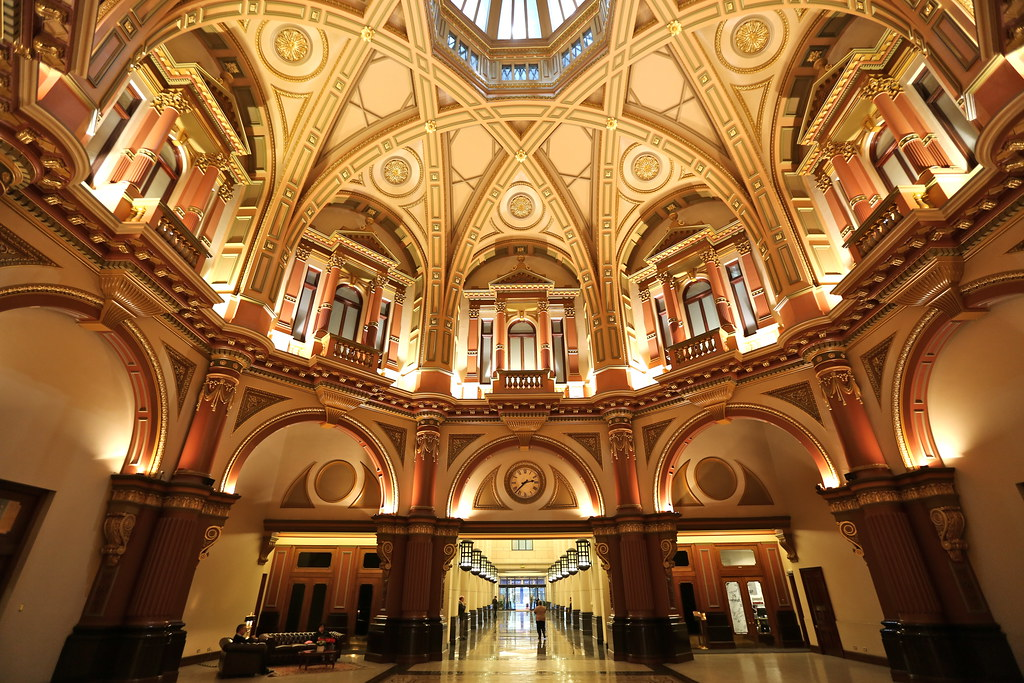 The Dome  333 Collins Street Melbourne Australia  Flickr