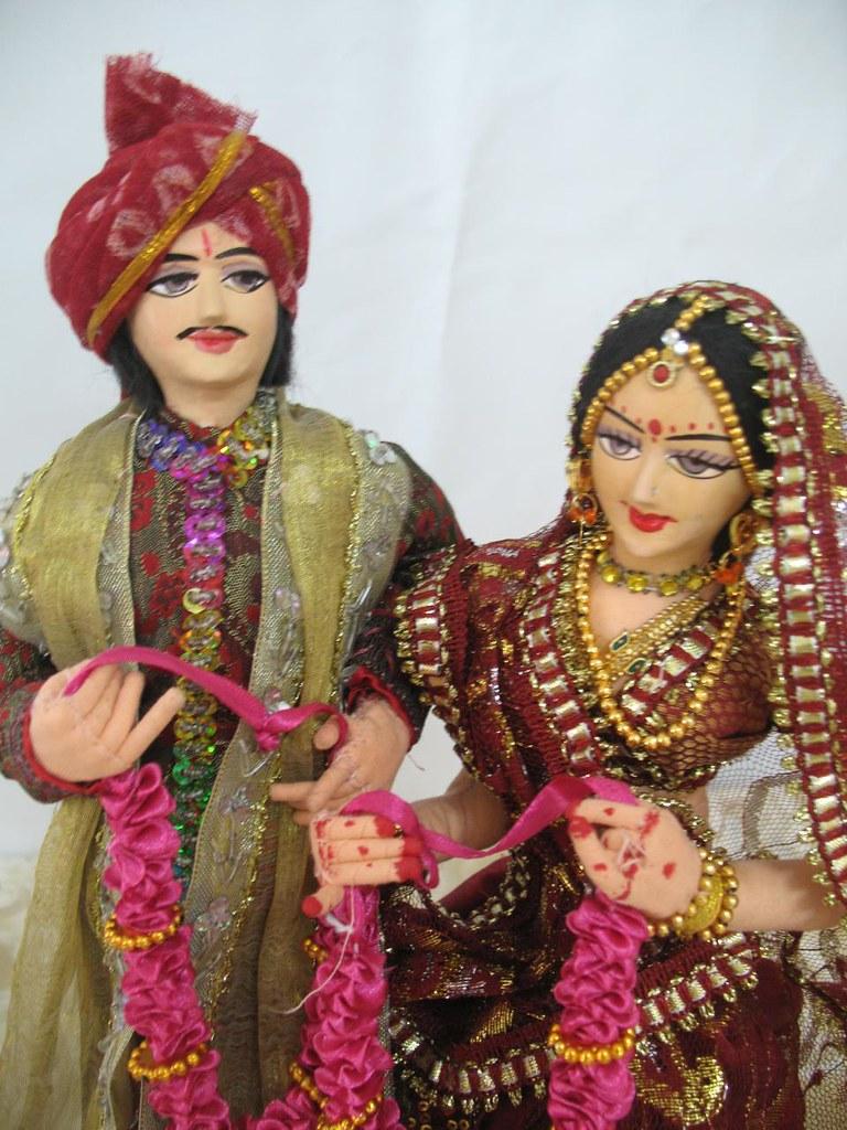 IMG_6420  dulha dulhan dolls bridal dolls wedding dolls