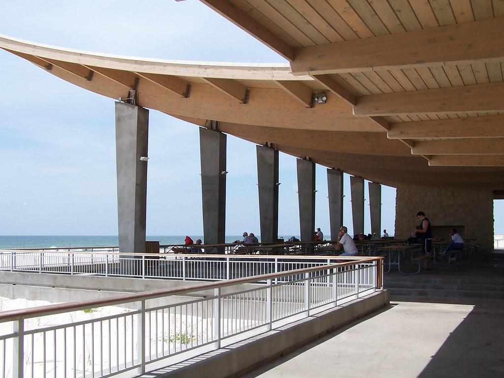 Gulf State Park Beach Pavilion  The Pavilion at Gulf