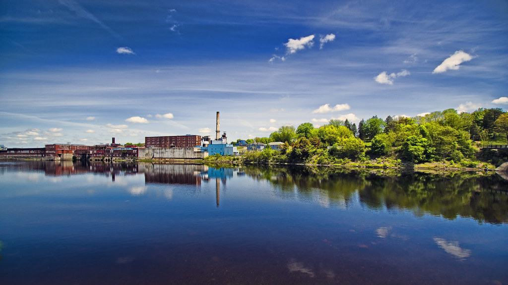 SI May 19 2013 The Kennebec Waterville Winslow Maine Flickr