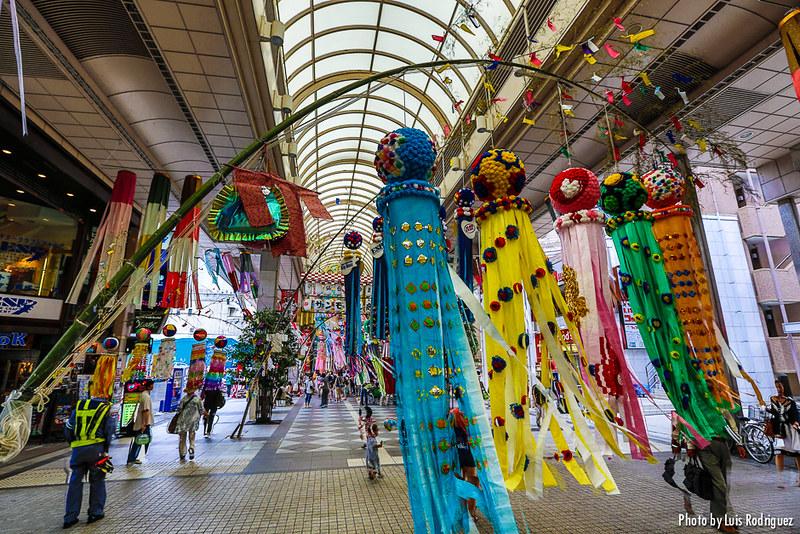 Sendai Tanabata Matsuri-37