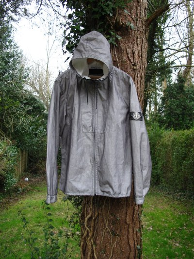 Stone Island Snowflake jacket | 2008. | Nicolas Ticklish ...