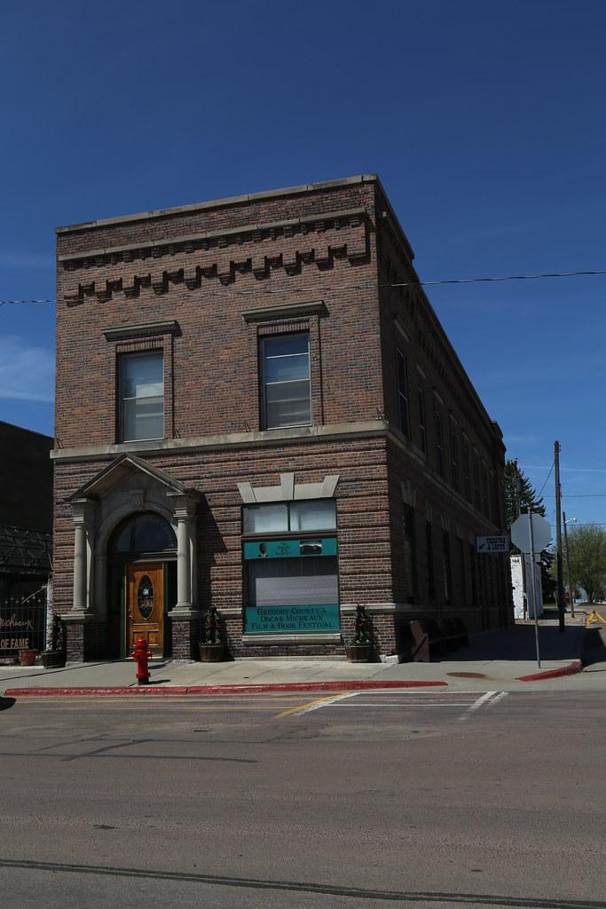 Gregory South Dakota Gregory County SD Google Map