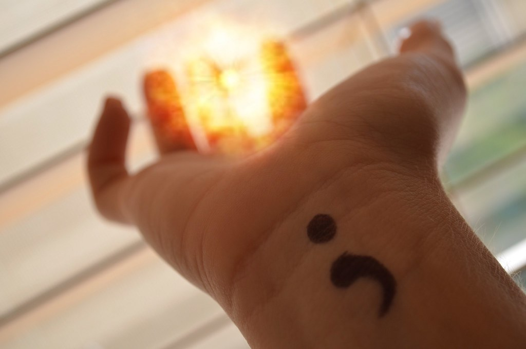 Everyone who self harms is suicidal depressed has anxie