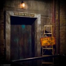 Express Elevator Tower Of Terror