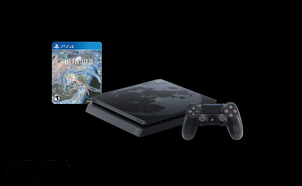 Final Fantasy XV Limited Deluxe Edition PS4 Bundle Announced 2