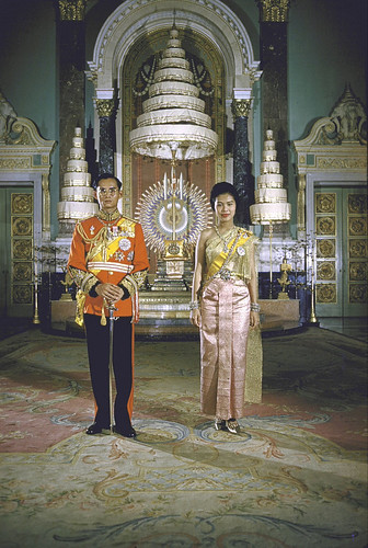 1960 Bangkok 1960  Thai King  Queen by John Dominis  Flickr