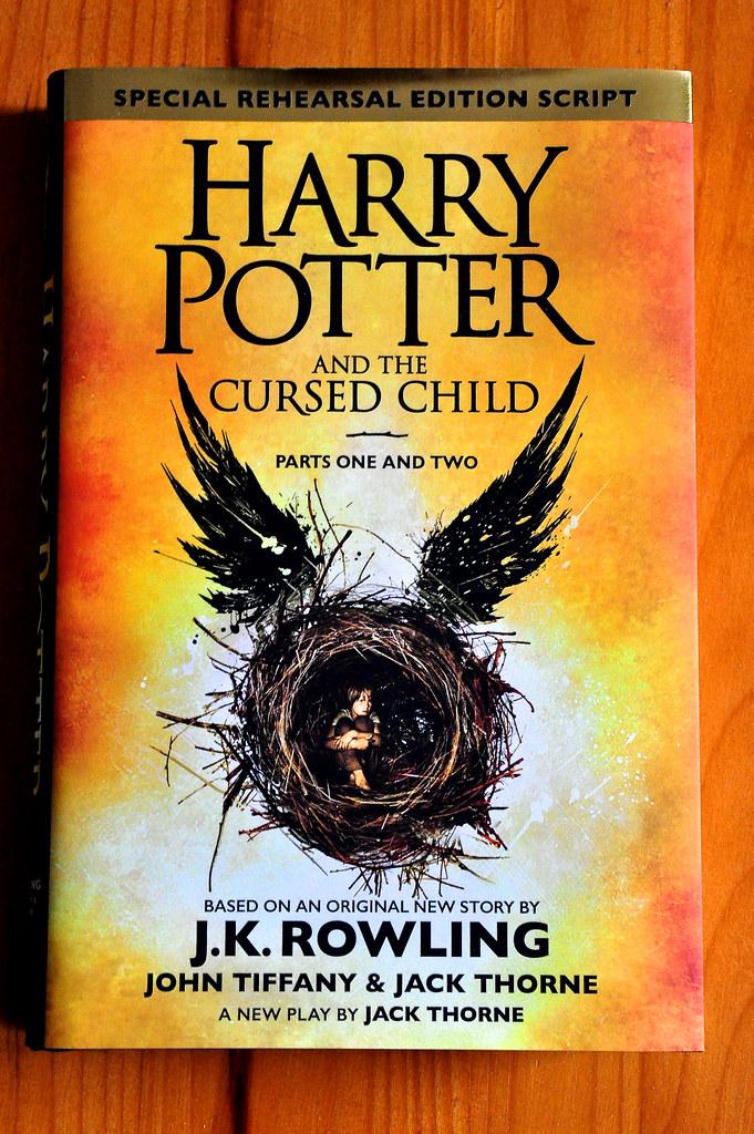 Latest Book John Tiffany  Jack Thorne Plus JK Rowling  Flickr