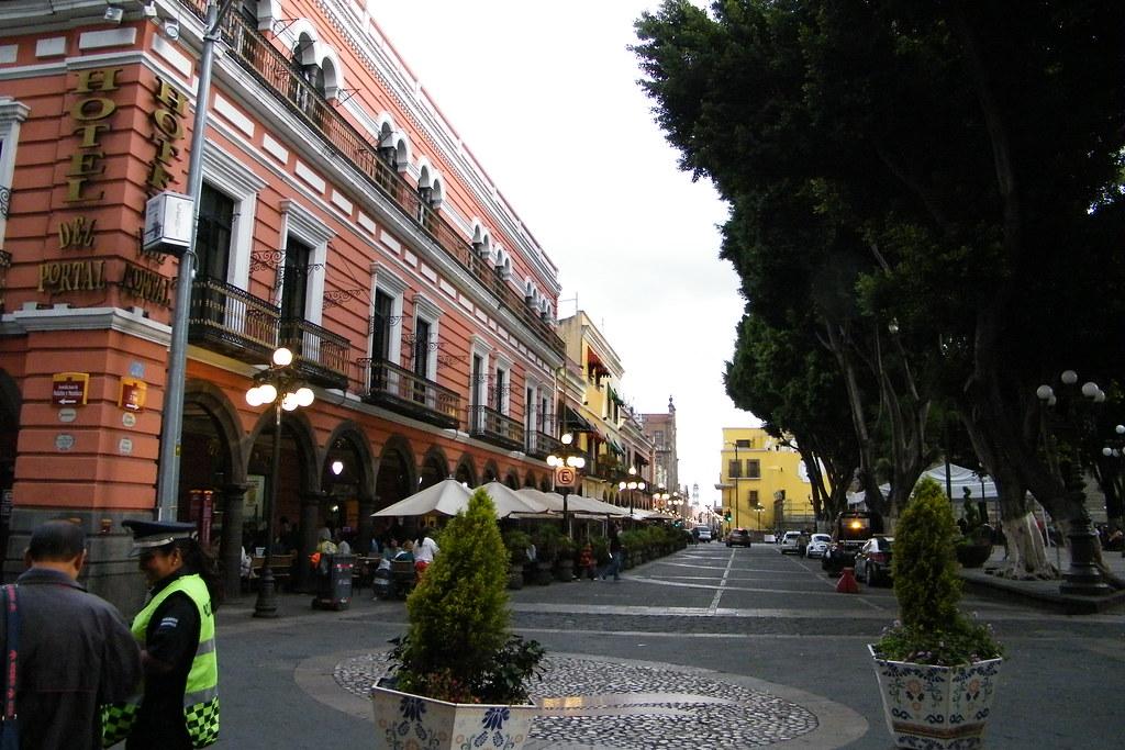 CentroPuebla de los ngeles Estado de Puebla Mxico
