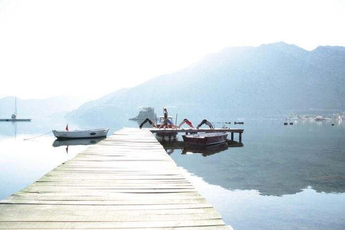 unusual wellness retreats europe