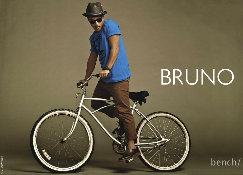 Photoshoot Bench On Mars 1 Bruno Mars Spain Flickr