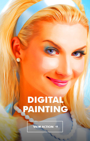 Mix Oil Painting Photoshop Action - 98