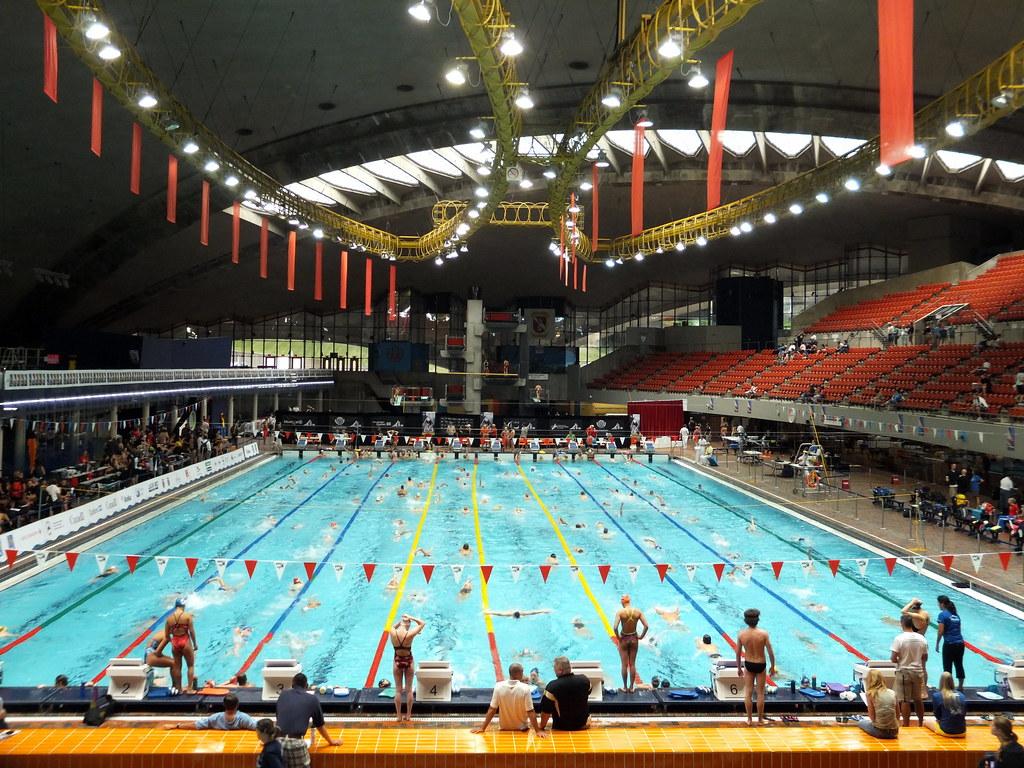 Piscine olympique de Montral Olympic Pool  _ MARKN MARKUS _  Flickr