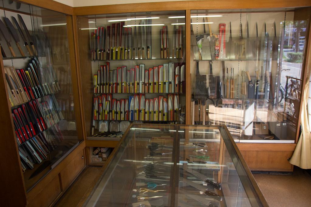 Shigeharu Knife Shop Kyoto WwwJapan Kyotode Facebook