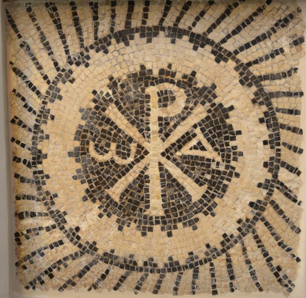 Paleo-christian Mosaic Sousse Museum Richard Mortel