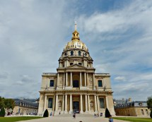 Napoleon' Tomb Tel Des Invalides Paris France