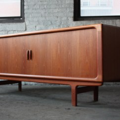 Sofa Seconds 3 Pc Sectional With Chaise Titilating Danish Mid Century Modern Tambour Door Credenza ...