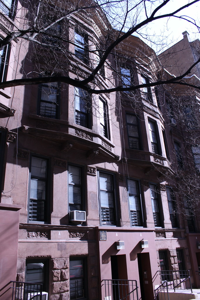 Humphrey Bogarts childhood home  040311 New York City