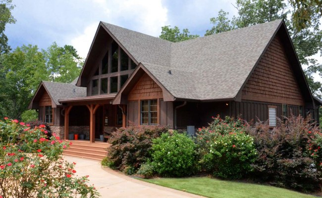 Houzz Appalachian Mountain House Plan Design Max