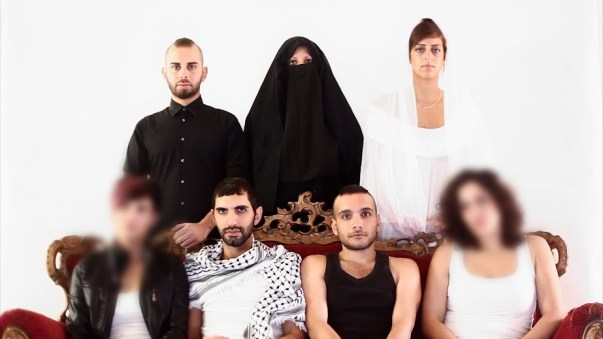 Oriented is a documentary which follows the lives of three Palestinian friends exploring their national and sexual identity during a time of crisis. Image credit: Golden Village