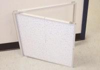 Concealed Spline Ceilings | Install in 1'x1' concealed ...