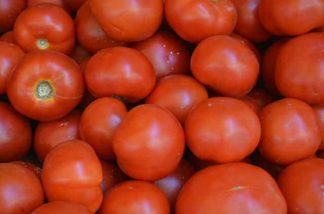 Choose the finest quality tomatoes