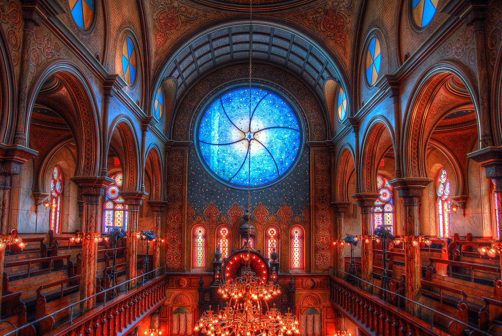 Eldridge Street Synagogue  Lower east Side New York NY  Flickr