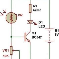 Pir Security Light Wiring Diagram Ncaa Soccer Field Dark Sensor | Buildcircuit Flickr