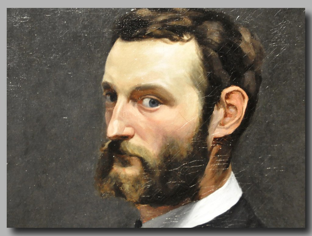 Frdric Bazille French 18411870  Frdric Bazille Fre  Flickr