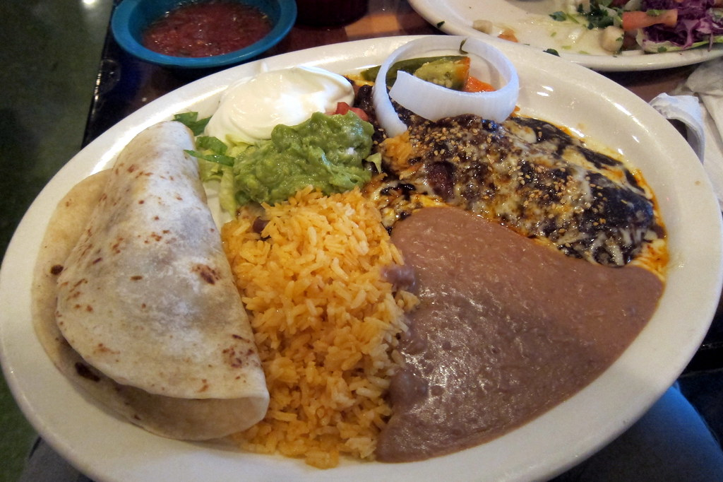 Austin  Bouldin Creek Polvos Mexican Restaurant  Combo